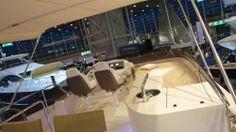 http://yi.io/1gSThTV - An Deck der neuen #Dominator auf der Boot in Düsseldorf 2014. #666note