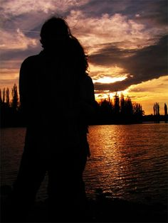 I want to hold you, watching the sunset over the water!  I love you so dearly!!! I can smell the fragrance of your hair and skin as I kiss your neck!!! Baby, you are the best!!!