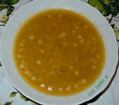 Minestra di zucchine e carote (ricetta light)