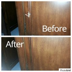 In home touch up repair