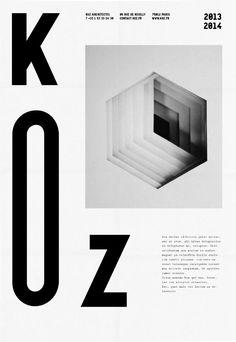 Koz architectes / les Graphiquants 2014