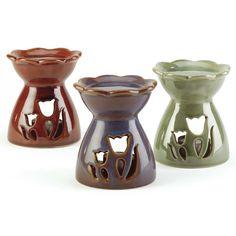 Tulip Trio Oil Warmers