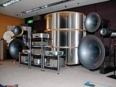 Most awesome subwoofer and speaker system