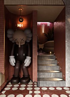 Pierre Jeanneret, Restaurant Design, Restaurant Bar, Luxury Restaurant, Modern Restaurant, Design Café, Interior Design, Lobby Design, Cafe Design