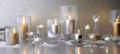 <3 Chic Home Design and Decor: Chic Christmas Decorating