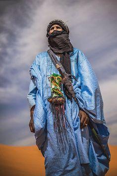 Twareq man from Libya