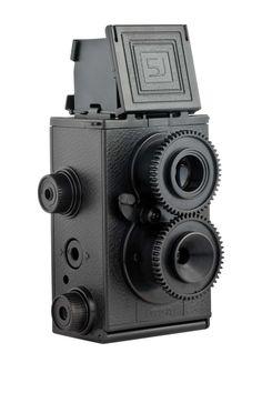 Recesky Twin Lens Reflex Camera Kit. I HAVE THIS! :D