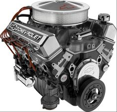 gm performance products slant edge valve covers - Google Search