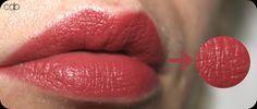 Bobbi Brown Creamy Matte Lip Color | Jenseits von Eden: BOBBI BROWN Creamy Matte Lip Color RAZZBERRY
