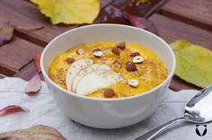 Butternuss-Haselnusscreme Butter, Cheeseburger Chowder, Soup, Pudding, Desserts, Custard Pudding, Deserts, Soups, Dessert