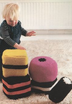 A personal favourite from my Etsy shop https://www.etsy.com/au/listing/536880636/knitting-pattern-knitted-allsorts