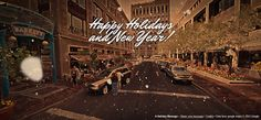 Holiday greetings using WebGL, Google Street View, and a personalized approach! Educational Technology, Street View, Google, Holiday, Vacations, Holidays, Instructional Technology, Vacation, Annual Leave