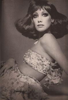 Marisa Berenson, April 1972