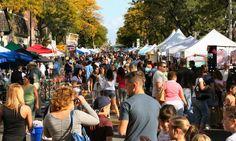 The Arts & Main Fall Somerville Street Fair delights thousands each year!