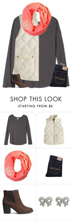"""long live all the magic we made"" by secfashion13 ❤ liked on Polyvore featuring J.Crew, Abercrombie & Fitch, H&M and M&Co"