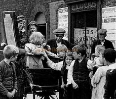 Poplar, East London 1879