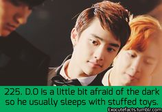 Exo Facts. [credits to photo owner]