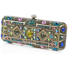 "Mary Frances ""Bedazzled"" Jewelled Bag #ilovetoshop"