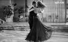 Rita Hayworth and Fred