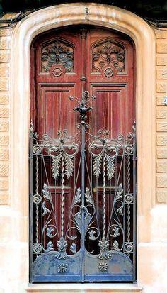 Барселона / Art Nouveau door Barcelona