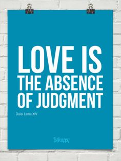 Love this quote by Dalai Lama!