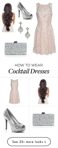 """""""Red Carpet"""" by maxine128 on Polyvore featuring Barbara Schwarzer, Edie Parker and Miss Selfridge"""