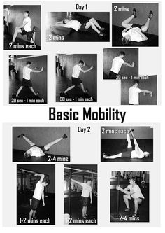 CrossFit - mobility
