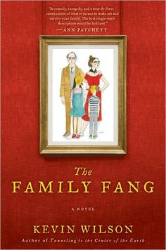 The Family Fang | Art by Julie Morstad