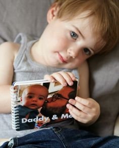Gift idea: Photo books for kids - A CUP OF JO