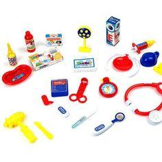 Oyuncak Çantalı Doktor Seti-Okul Öncesi ... Convenience Store, Convinience Store