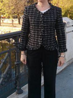 Chaqueta Chanel CC-Anilegra
