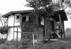 Residência Recife, Manaus, Brasil, Severiano Porto, 1982