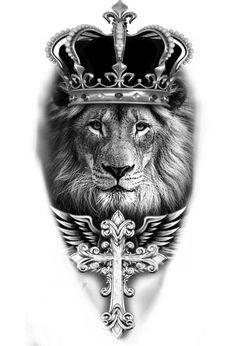 Lion Forearm Tattoos, Lion Head Tattoos, Leg Tattoo Men, Leg Tattoos, Arm Band Tattoo, Body Art Tattoos, Tattos, Lion King Pictures, Lion Images