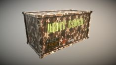 Army Cargo model - Buy Royalty Free model by dexsoft-games ( Low Poly Models, Royalty, Army, 3d, Games, Board, Stuff To Buy, Home Decor, Royals
