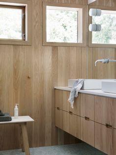 Private residence, Sognsvann - HAMRAN Double Vanity, Kitchens, Bathroom, Washroom, Kitchen, Bathrooms, Double Sink Vanity, Home Kitchens, Downstairs Bathroom