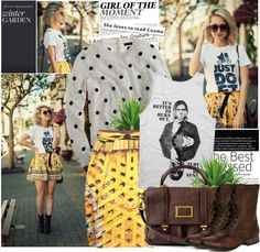 """""""How To: Mix Prints"""" by bklana ❤ liked on Polyvore"""