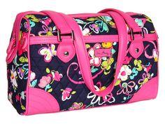 Vera Bradley Caroline Ribbons Pink OMG love ribbons and this bag