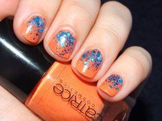 #Catrice #Essence nail polishes #nailart
