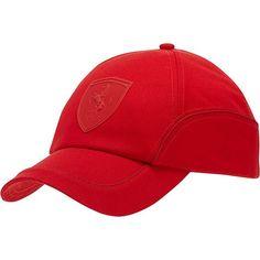 Puma Ferrari Lifestyle Adjustable Hat