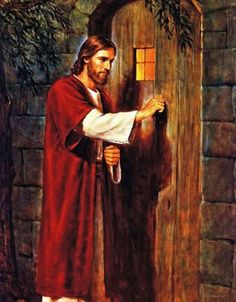 """And I tell you, ask and you will receive; Seek and you will find; knock and the door will be opened to you. For everyone who ask, receives; and the one seeks, finds; and to the one who knocks, the door will be opened."