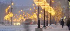 fot. g.trzpil #christmas #christmaslights #street