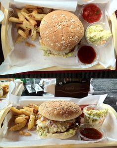 Barn Burger na Złotej. Najlepsze burgery w Warszawie!