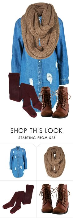 """""""friday"""" by adele-adik ❤ liked on Polyvore featuring Boohoo"""