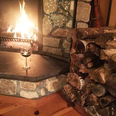 Happy Winter Solstice! The shortest day of the year means the longest night getting your grape on by the fire.