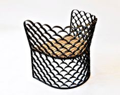 Koi By Jarrod Lim Takes The Simple Repetitive Form Of A Fish Scale And  Turns It Into Both Its Aesthetic And Structure. Each Chair Is Handmade From  Steel ... Nice Look