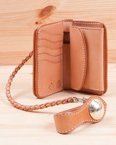 Bead-Ya Leather Wallet