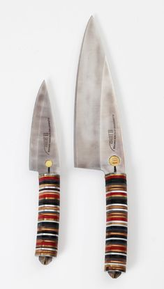 Florentine Kitchen Knives - Tomer Botner
