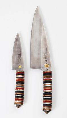 Florentine Kitchen Knives - Tomer Botner
