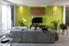 Kolor w salonie. 15 przykładowych aranżacji  - zdjęcie numer 1