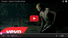 Watch: Eminem - Cleanin' Out My Closet See lyrics here: http://all-eminem-lyrics.blogspot.com/2010/09/cleanin-out-my-closet-lyrics-eminem.html #lyricsdome